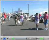 Photo of 2006 National Shrimp Festival held in Gulf Shores Alabama.